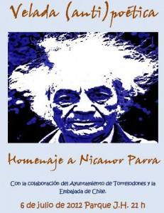 Homenaje a Nicanor Parra - Ateneo de Torrelodones
