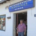 Mariano Gutiérrez, del Autoservicio Sonsoles