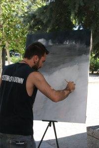 Certamen de Pintura Rafael Botí -  Torrelodones 2012