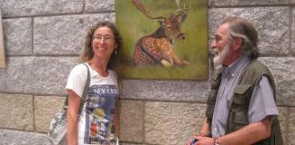Exposición alumnos del maestro Pedro Extremera - Torrelodones julio 2012