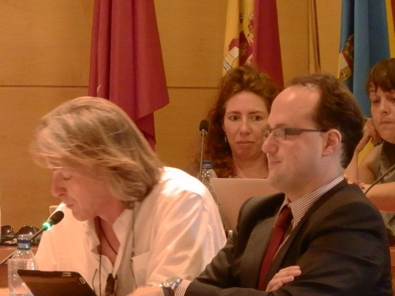 Ángel Guirao, Concejal de Comunicación de Vecinos por Torrelodones