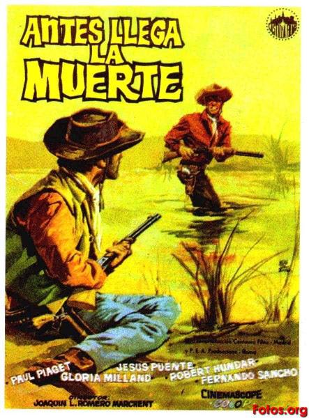 El sabor de la venganza, Joaquín Romero Marchent