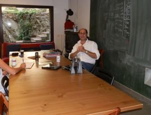 Aula de Inglés de Fernando Ahumada (inglescafeyte.es) en Torrelodones