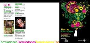Programa Fiestas Patronales de la Asunción, Torrelodones 2012 (2da. parte)