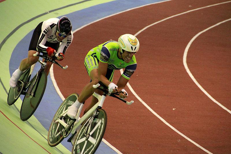 Fran Vacas y Rubén Ruiz, record mundial de
