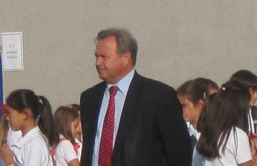 José Francisco Romo Adanero: nuevo Director del Colegio San Ignacio de Torrelodones