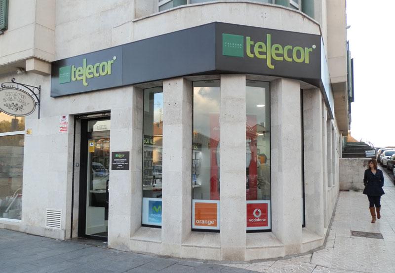 Roban por segunda vez en la semana el Telecor de Torrelodones