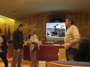 Rueda de Prensa Presentación Proyecto Teleférico Torrelodones