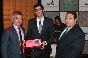 """Decompraspor.es recibe el de Premio """"Lodón de Oro 2012"""" Mejor Proyecto Empresarial de la Asociación Empresarial de Torrelodones"""