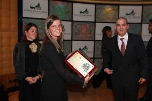 """Torrelodones.info, recibió el de Premio """"Lodón de Oro 2012"""" Empresario del Año de la Asociación Empresarial de Torrelodones"""