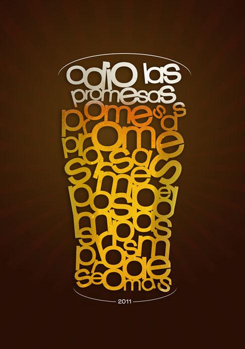 Logo del grupo Odio las Promesas, de Torrelodones.