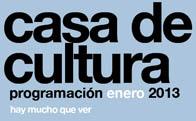 Programación Cultural Enero 2013 en Torrelodones