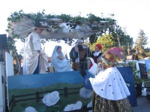 Cabalgata de los Reyes Magos -Torrelodones 2013