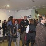 """Inauguración de la exposición """"Memoria Oriental Fragmentada"""" de Penélope López en Torrelodones"""