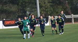 El Estadio Municipal Julián Ariza de Torrelodones es la nueva sede del campeonato Femenino Sub-13 (Foto: Gentileza de Marifé)