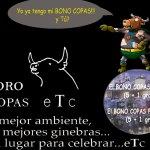 El Bono Copas, de El Toro Copas - Camino de Valladolid, 20 - Torrelodones - Madrid