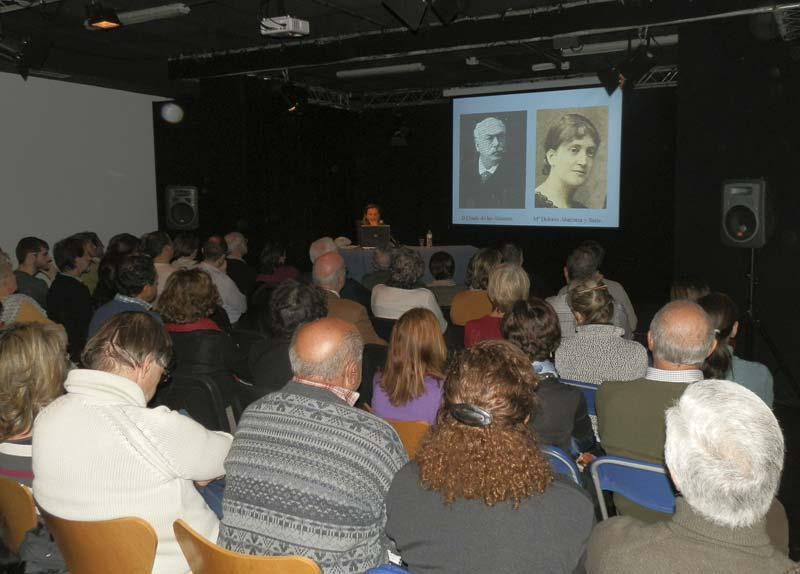 """La conferencia """"El Conde de las Almenas, su colección de arte y el Canto del Pico"""" se repetirá debido al gran interés despertado"""