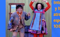 Teatro infantil: El espantapájaros fantasma en el Teatro Bulevar de Torrelodones