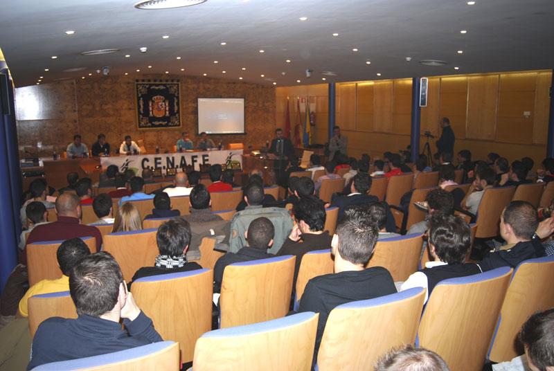 Se celebró en Torrelodones el II Simposium de Entrenadores de Fútbol del CENAFE