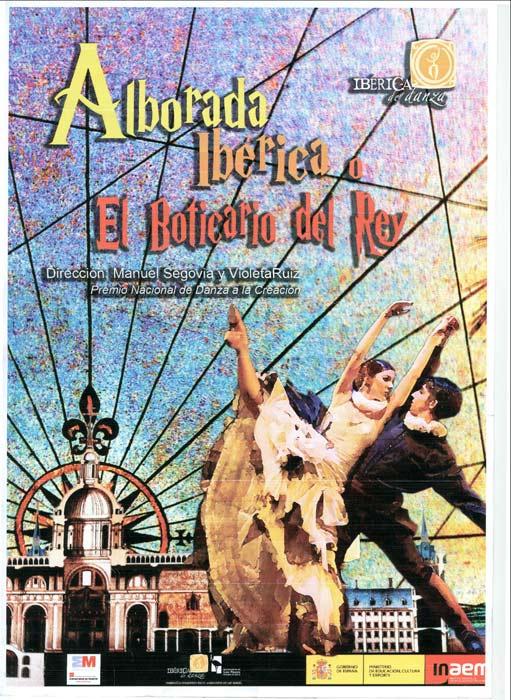 Alborada Ibérica o El Boticario del Rey