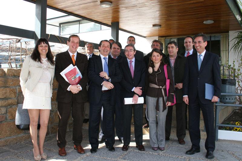Presentación del Proyecto para solicitar apoyo institucional a la CAM (Foto: Ayto. de Torrelodones - Archivo)