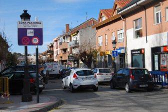 Calle Real de Torrelodones (Foto: Ayto. de Torrelodones)