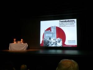 Conferencia sobre el Patrimonio de Torrelodones, a cargo de Elena Romero y Eduardo Paniagua