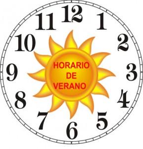 Horario de Verano, a las 2:00 h serán las 3:00 h