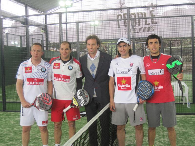 Se inauguró oficialmente el club Pádel People Torrelodones