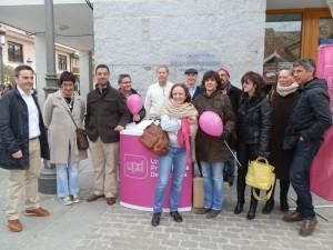 La diputada Loreto Ruiz de Alda en Torrelodones 28-04-2013