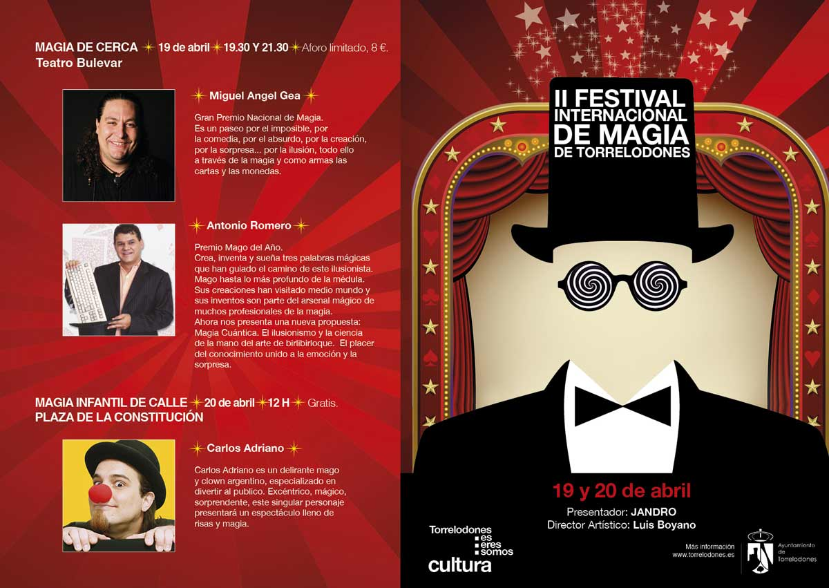 II Festival de Magia de Torrelodones -2013