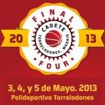 Final Four Torrelodones - Cadete Masculino - 2013