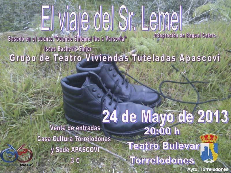 Teatro de Apascovi en Torrelodones 24-5-2013