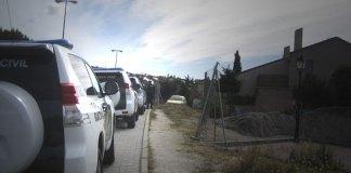 Guardia Civil, convocada ante un desahucio previsto en una vivienda de SUMTOSA