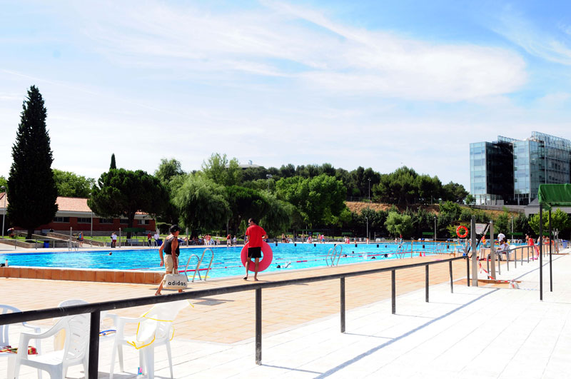 Madrid las piscinas municipales de verano abrir n gratis for Piscina municipal majadahonda