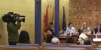 Cámaras de La Sexta en Pleno Ayuntamiento de Torrelodones del 20-5-2013