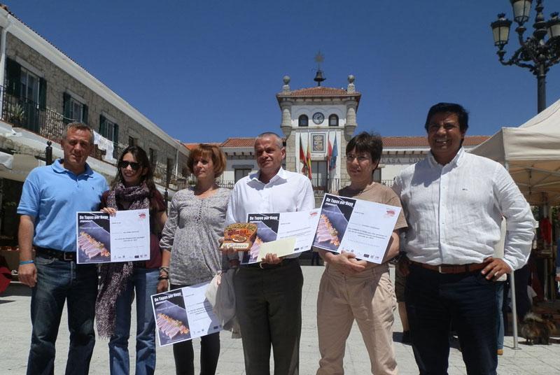 Los ganadores del Concurso