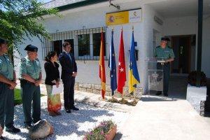 Inauguración nuevas dependencias de la Guardia Civil en Torrelodones (Foto: Ayto. de Torrelodones)