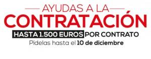 Ayudas a la Contratación de la Comunidad de Madrid