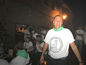 Peña La Incombustible de Torrelodones (Fiestas Torrelodones agosto 2012)