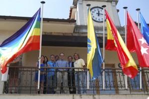 Orgullo LGTB Torrelodones 2013 (Foto: Ayto. de Torrelodones)