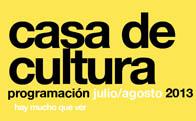 Programación Cultural en Torrelodones julio y agosto 2013