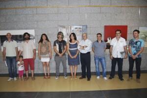 Entrega de Premios de Certamen de Pintura en Directo Rafael Botí - Torrelodones 2013