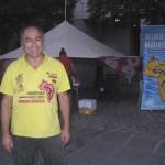 Alfonso Díaz García, organizador del Mauritania Rally