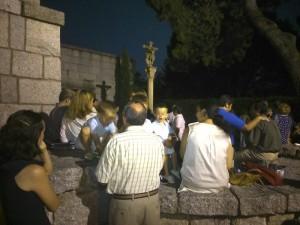 La Parroquia San Ignacio de Loyola de Torrelodones celebró el día de su patrón