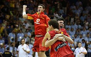 España, Campeona en el U16 European Championship Men 2013 (Foto: FIBA)