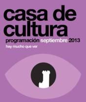 Programación Cultural Torrelodones Septiembre 2013