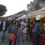 Feria de Oportunidades de Hoyo de Manzanares 27-7-2013, organizada por AEHOM