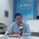 Francisco Carou Martín presentando el Plan Estratégico de Infraestructuras de Torrelodones