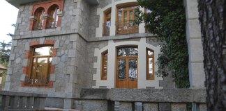 Palacete de La Solana (Foto: Ayto. de Torrelodones)